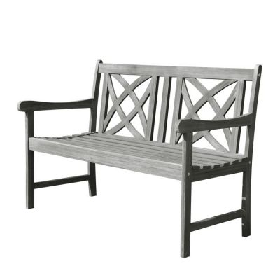 Renaissance Outdoor 4-foot Bench - V1615