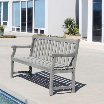 Renaissance Outdoor 5-foot  Bench - V1620