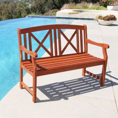 Malibu Outdoor 4-foot Bench - V507