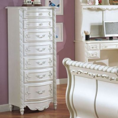 Princess Lingerie Chest with 7 Drawers - 01004
