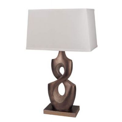 Lamp Table Lamp with Poly Finish - 03182
