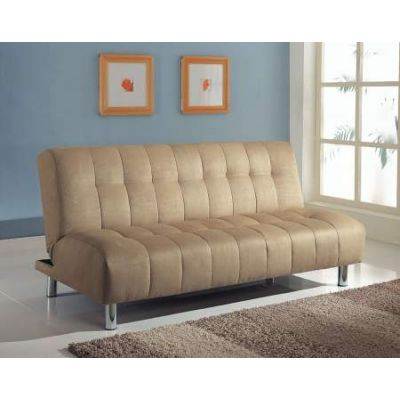 Sylvia Adjustable Progressive Sofa in Beige Mfb