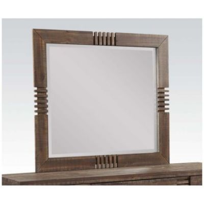 Andria Mirror in Reclaimed Oak - 21294