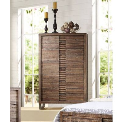 Andria Chest in Reclaimed Oak - 21296