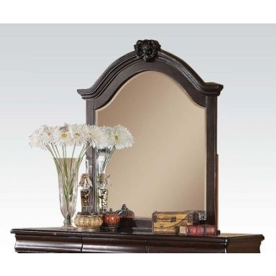 Roman Empire II Landscape Mirror in Cherry - 21347