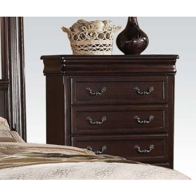 Roman Empire II Chest, Dark Cherry Finish - 21349