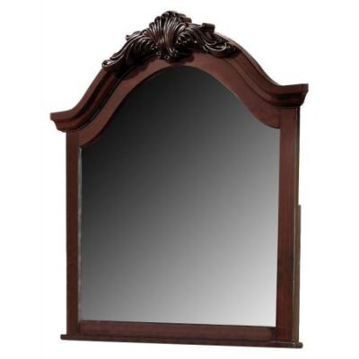 Gwyneth Mirror in Cherry - 21864