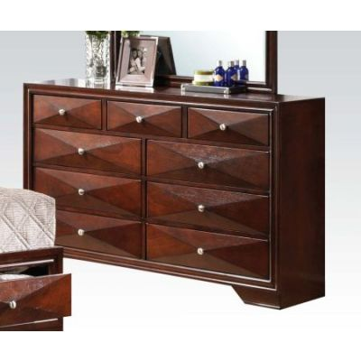 Windsor Dresser in Merlot - 21925