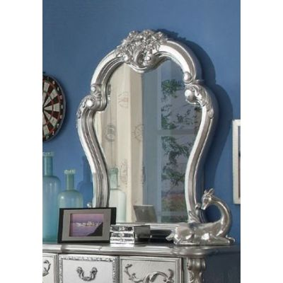 Dresden Ginny's Mirror in Silver - 30684