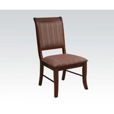 Mahavira Side Chair in Espresso - 60683