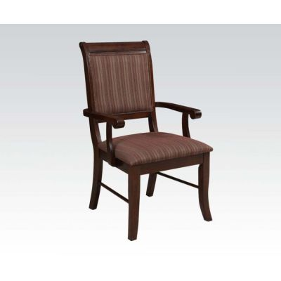 Mahavira Arm Chair in Espresso - 60684