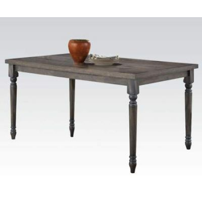 Wallace Stoneberry Dining Table - 71435