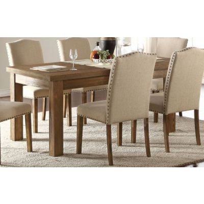 Parker Dining Table in Salvage Oak - 71738