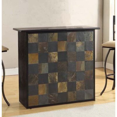 Pansy Stone Black Bar Table - 000533_kit