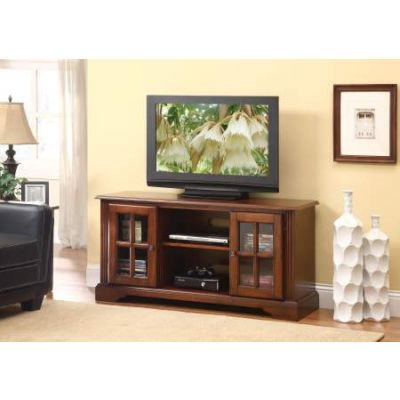 Basma TV Stand in Cherry - 91048