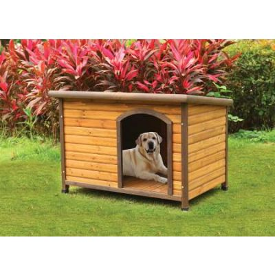 Rory Pet House with Light Oak Finish - 98200