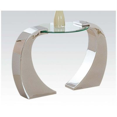 Metro End Table in Chrome Plated - 000748_kit