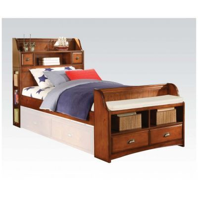 Pearl Twin Bed in Gold Brush - 000671_kit