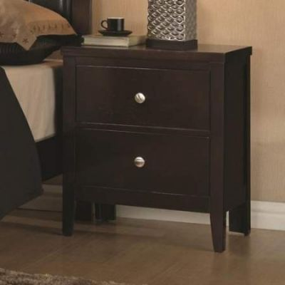 Carlton Night Stand with 2 Drawers - 202092