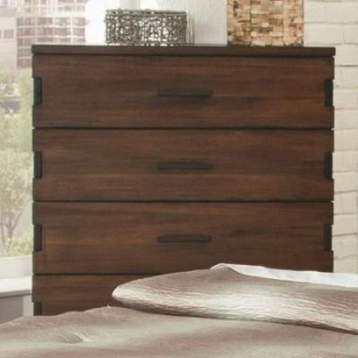 Yorkshire 5 Drawer Chest with Exposed Finger Joints - 204855