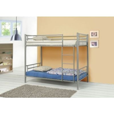 Denley Metal Twin over Twin Bunk Bed - 460072