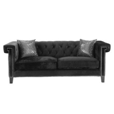 Reventlow Aaron's Sofa in Grey Fabric - 505817