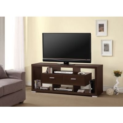 Cappuccino Storage TV Console - 700112