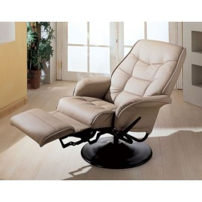 Beige Recliner Ginny's Chair - 7502