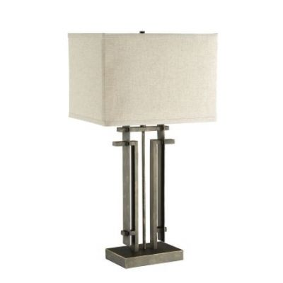 Coaster Contemporary Table Lamp in Beige - 901654