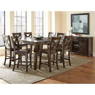Crosspointe Counter Height Dining Table(Table Only) - CP700PT