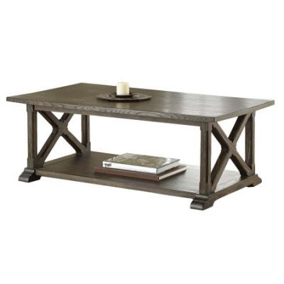 Southfield Cocktail Table in Weathered Pine - SF300C