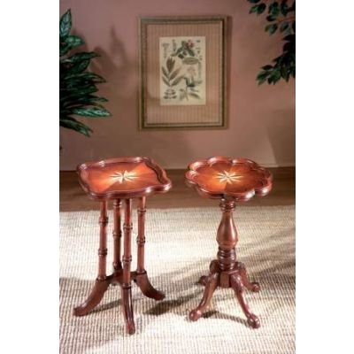 Briscoe Plantation Cherry Scatter Table - 937024
