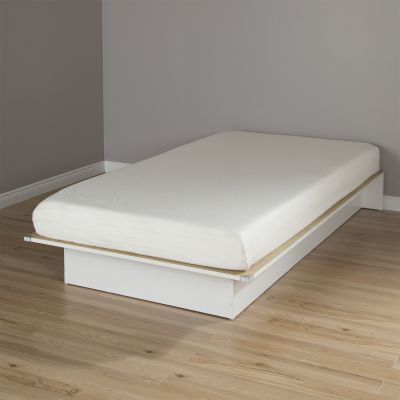 Somea White Basic 6'' Twin Mattress (39'')