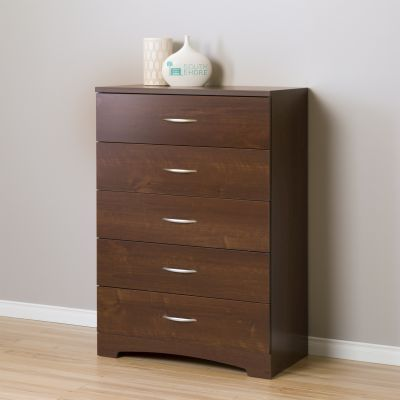 Step One 5-Drawer Chest Sumptuous Cherry - 10110