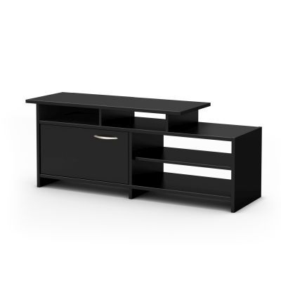 Step One TV Stand   Pure Black - 3107661C