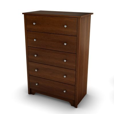 Vito 5-Drawer Chest Sumptuous Cherry - 3156035