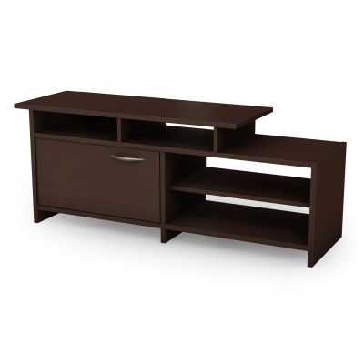 Step One TV Stand Chocolate - 3159661