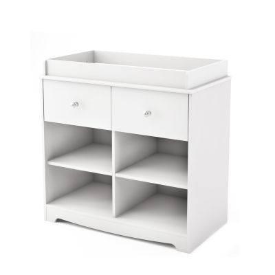Little Jewel Changing Table Pure White - 3180337