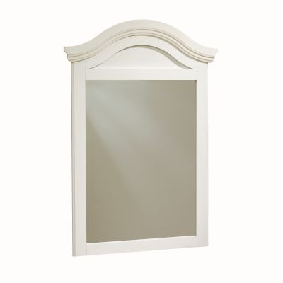 Summer Breeze Ginny's Mirror White Wash - 3210120