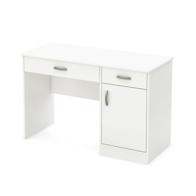 Axess Small Desk Pure White - 7250070