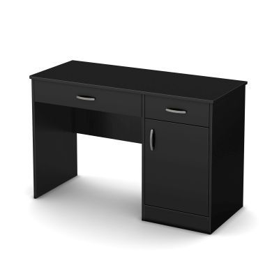 Axess Small Desk Pure Black - 7270070