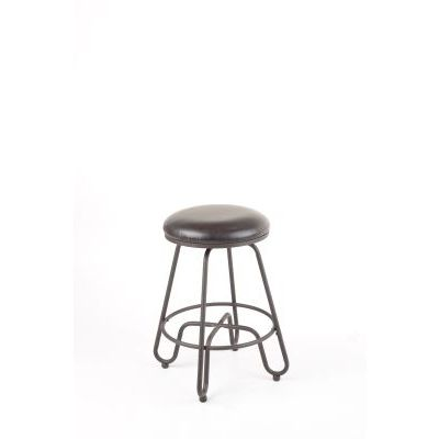 Denver 26' Counter Stool with Backless Swivel Seat - C1M0162