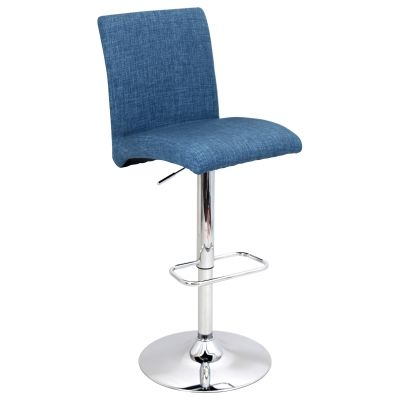 Tintori Barstool in Blue - BS-JY-TNT-BU