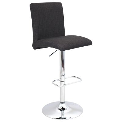 Tintori Barstool in Charcoal - BS-JY-TNT-CHAR
