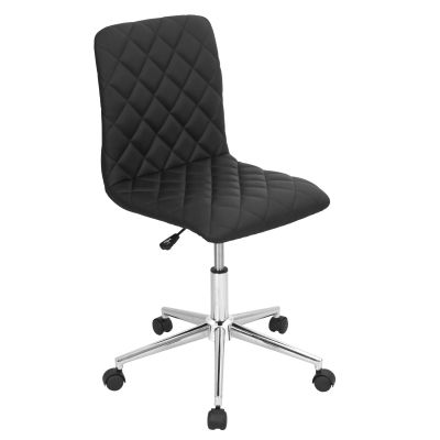 Caviar Office Chair in Black - OC-TW-CAV-BK