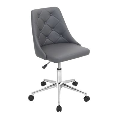 Marche Office Chair in Grey - OFC-MARCHE-GY