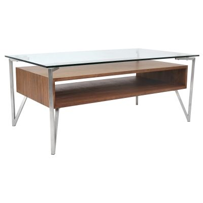 Hover Coffee Table in Walnut - TB-HVR-CT-WL