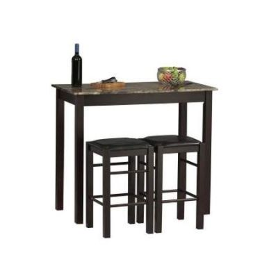 Tavern 3- Piece Counter Set - 02859SET-01-KD-U