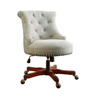 Sinclair Armless Office Chair in Natural - 178403NAT01U