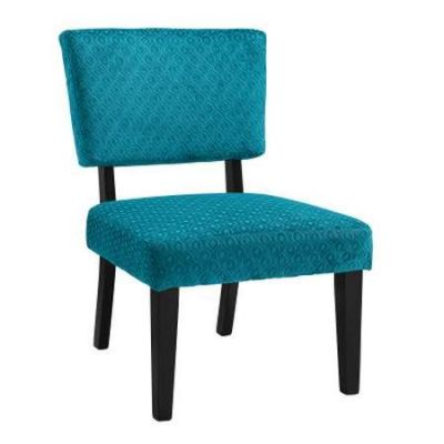 Taylor Accent Chair in Teal Blue - 36080TEAL01U